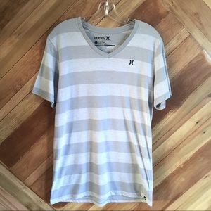 Hurley international striped T-shirt
